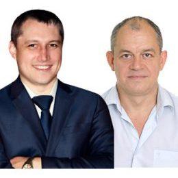 Лекторы Носов и Черномаз